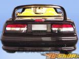 Задняя губа для Mercury Capri 91-94 Racer Duraflex