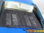 Накладка на двигатель для Toyota MR2 91-95 стандартный Карбон