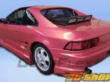 Накладки на задний бампер Type B на Toyota MR2 1991-1995