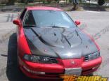 Карбоновый капот для Honda Prelude 1992-1996 Xtreme GT Стиль