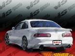 Задний бампер для Lexus SC 1991-2000 Demon