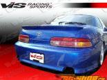 Задний бампер на Lexus SC 1991-2000 V Speed