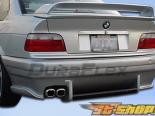 Задний бампер для BMW E36 92-98 Type H Duraflex