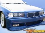 Передний бампер для BMW E36 92-98 Type Z Duraflex