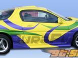 Пороги Drifter для Mazda Mx-3 1992-1995