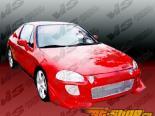 Передний бампер для Honda Del Sol 1993-1996 Battle Z