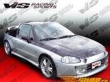 Передний бампер на Honda Del Sol 1993-1996 Techno R