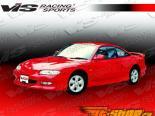 Пороги для Mazda MX6 1993-1997 Magnum