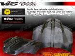 Карбоновый капот на Pontiac Firebird 1993-1997 GTO Стиль