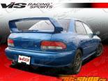 Спойлер на Subaru Impreza 1993-2001 STI