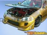 1993-1997 Honda Del Sol Blits передний  бампер