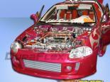 1993-1997 Honda Del Sol Type M передний  бампер