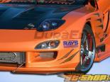 Передние крылья для Mazda RX-7 93-97 GT300 Duraflex