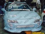 Передний бампер на Acura Integra JDM 1994-2001 Invader