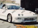 Губа на передний бампер для Acura Integra JDM 1994-1997 Dragster