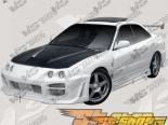 Карбоновый капот для Acura Integra JDM 1994-2001 Invader Type 6 Стиль