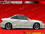 Пороги Wave на Acura Integra 1994-2001