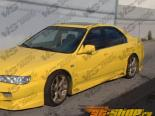 Пороги для Honda Accord 1994-1997 Cyber
