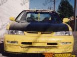 Решётка радиатора Techno R для Honda Accord 1996-1998