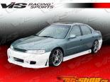 Пороги для Honda Accord 1994-1997 TSC 3