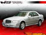 Обвес по кругу для Mercedes W202 1994-2000 Euro Tech Type 2