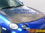 Карбоновый капот для Toyota Celica 94-99 стандартный Стиль