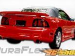 Задний бампер для Ford Mustang 94-98 Colt Duraflex