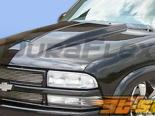 Пластиковый капот на GMC Sonoma 98-04 Cowl Стиль