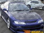 Карбоновый капот VIS Racing Xtreme GT Стиль для Acura Integra 94-01