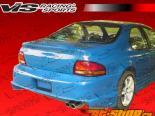 Задний бампер Striker для Dodge Stratus 1995-2000
