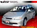Обвес по кругу для Honda Odyssey 1995-1998 Techno R