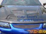 Карбоновый капот для Chrysler Sebring 95-00 EVO Стиль
