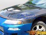 Крылья на Dodge Sebring 95-00 стандартный Карбон