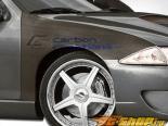 Крылья на Chevrolet Cavalier 95-05 стандартный Карбон