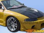 Передний бампер на Mitsubishi Eclipse 1997-1999 Sigma Duraflex