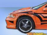 Крылья на Plymouth Stratus 95-00 Z3 Duraflex
