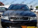 Карбоновый капот VIS Racing стандартный Стиль для Audi S4 96-03