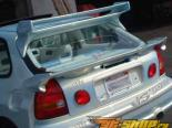 Спойлер на Honda Civic 1996-2000 Invader 6