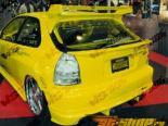 Спойлер на Honda Civic 1996-2000 Quest