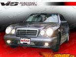 Аэродинамический Обвес для Mercedes W210 1996-2002 Laser