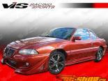 Передний бампер для Pontiac Grand AM 1996-1998 Battle Z