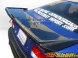 Спойлер для Honda Civic 96-00 Flush Mount Карбон