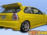 Спойлер на Honda Civic 96-00 Feelz Duraflex