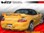 Спойлер на Porsche Boxster 1997-2004 D2