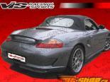 Задний бампер на Porsche Boxster 1997-2004 D3