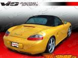 Задний бампер для Porsche Boxster 1997-2004 Euro GT