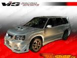 Обвес по кругу на Subaru Forester 1997-2000