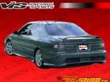 Задний бампер Kombat на Toyota Camry 1997-2001