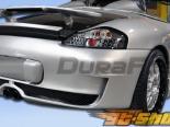 Задний бампер на Porsche Boxster 97-04 Maston Duraflex