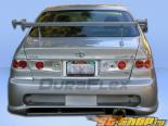Задний бампер на Toyota Camry 97-01 Kombat Duraflex